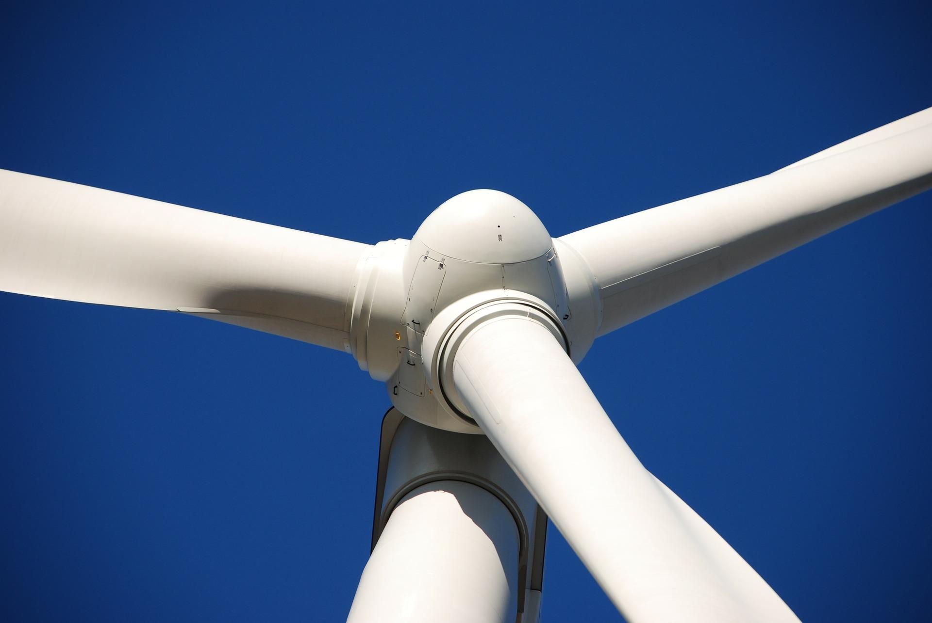 Windkraft – erneuerbare Energie